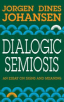 Pdf Dialogic Semiosis