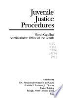 Juvenile Justice Procedures