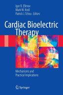 Cardiac Bioelectric Therapy [Pdf/ePub] eBook