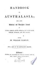 Handbook to Australasia Book