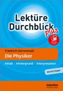 Friedrich Dürrenmatt, Die Physiker