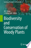 Biodiversity and Conservation of Woody Plants Book