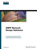 OSPF Network Design Solutions