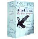 Shetland  The Four Seasons  Book