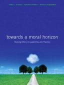 Toward A Moral Horizon Book PDF