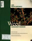 PNW Weed Management Handbook Book
