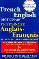 Pdf Dictionnaire Anglais-français Telecharger