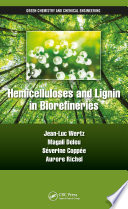 Hemicelluloses and Lignin in Biorefineries Book