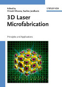3D Laser Microfabrication: Principles and Applications - Seite 56