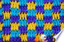 Crochet pattern    colorful blocks    Book PDF
