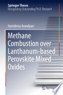 Methane Combustion over Lanthanum based Perovskite Mixed Oxides