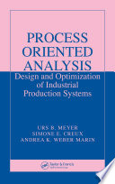 Process Oriented Analysis Book
