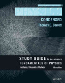 Student Study Guide for Fundamentals of Physics, Tenth Edition