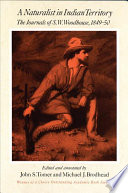 A Naturalist in Indian Territory  : The Journals of S. W. Woodhouse, 1849-1850