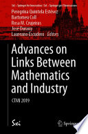 Advances on Links Between Mathematics and Industry