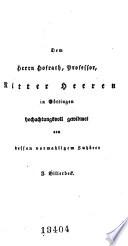 Handbuch der alten geographie ...