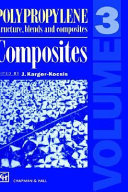 Polypropylene Structure  blends and Composites Book