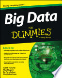 Big Data For Dummies Book