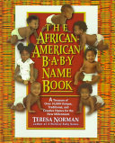The African American Baby Name Book