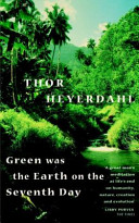 Green Was the Earth on the Seventh Day  Pod  B