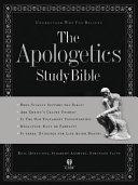 Apologetics Study Bible HCSB