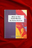 How to Eat Fried Worms by Thomas Rockwell Book