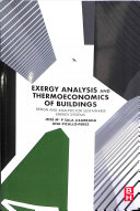 Exergy Analysis and Thermoeconomics of Buildings