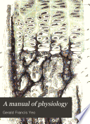 A Manual of Physiology Book PDF