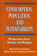 Consumption  Population  and Sustainability
