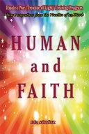 Human And Faith Pdf/ePub eBook