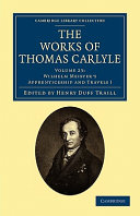Pdf The Works of Thomas Carlyle