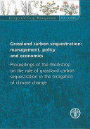 Grassland Carbon Sequestration
