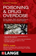 Poisoning and Drug Overdose, Seventh Edition Book