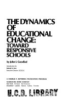 The Dynamics Of Educational Change
