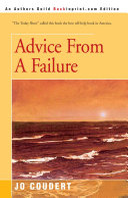Advice from a Failure ebook