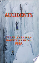 Accidents In North American Mountaineering 1998 Book