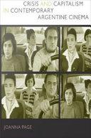 Crisis and Capitalism in Contemporary Argentine Cinema Pdf/ePub eBook