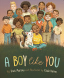 link to A boy like you in the TCC library catalog