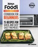 Ninja Foodi Digital Air Fry Oven Cookbook For Beginners