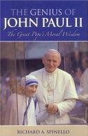 The Genius of John Paul II