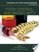 Food Control and Biosecurity Book