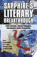 Sapphire   s Literary Breakthrough