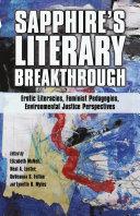 Sapphire's Literary Breakthrough Pdf/ePub eBook