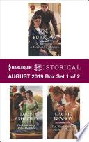 Harlequin Historical August 2019   Box Set 1 of 2