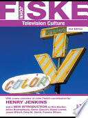 """""""Television Culture"""" by John Fiske"""