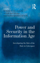 Power and Security in the Information Age Pdf/ePub eBook