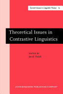 Theoretical Issues in Contrastive Linguistics