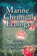 Marine Chemical Ecology [Pdf/ePub] eBook