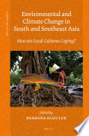 Environmental and Climate Change in South and Southeast Asia