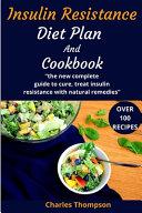 Insulin Resistance Diet Plan And Cookbook Book